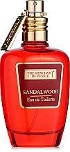 Духи, Парфюмерия, косметика The Merchant Of Venice Sandalwood - Туалетная вода (тестер с крышечкой)