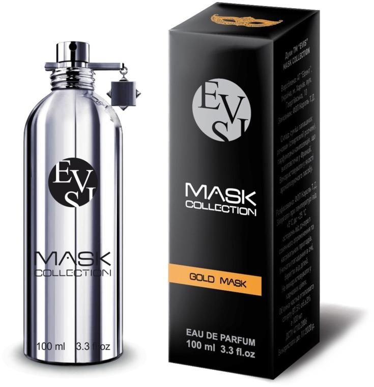 Evis Gold Mask - Парфюмированная вода