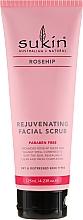 Духи, Парфюмерия, косметика Скраб для лица - Sukin Rejuvenating Facial Scrub
