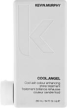 Духи, Парфюмерия, косметика Тонирующий бальзам-уход для усиления оттенка светлых волос - Kevin.Murphy Cool.Angel Hair Treatment