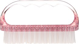 Духи, Парфюмерия, косметика Щетка косметическая для ногтей, 74752, светло-розовая - Top Choice