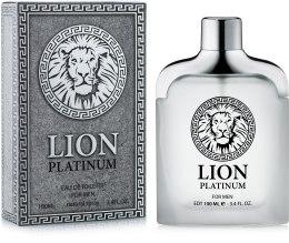 Духи, Парфюмерия, косметика Univers Parfum Lion Platinum - Туалетная вода