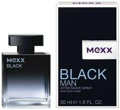 Духи, Парфюмерия, косметика Mexx Black Man - Спрей после бритья