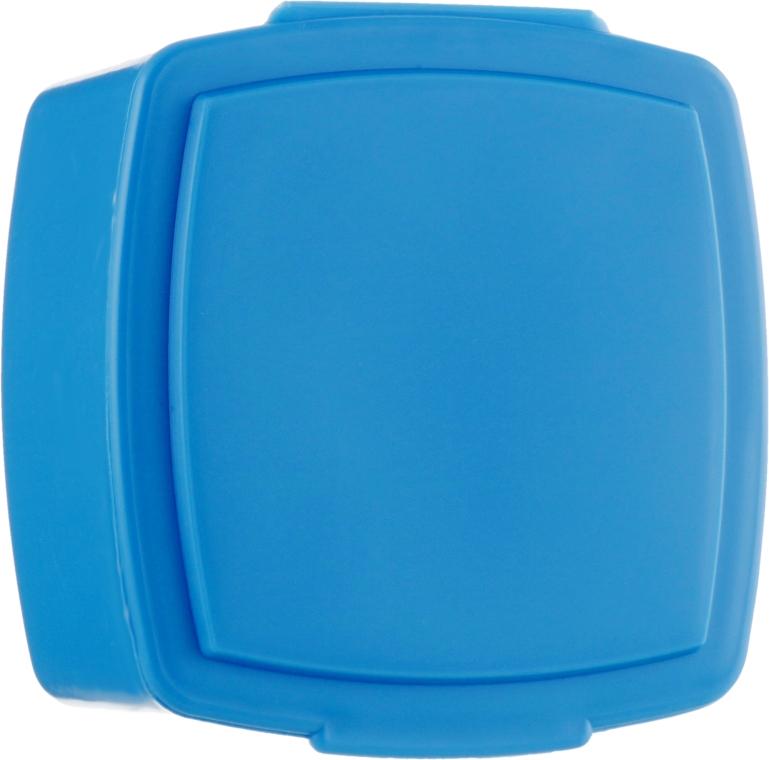 Контейнер для хранения съемных зубных протезов и ортодонтических конструкций, синий - Ekulf