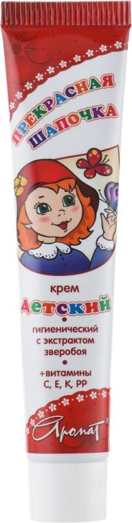 """Детский крем """"Прекрасная Шапочка"""" - Аромат"""