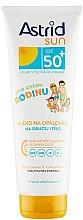 Духи, Парфюмерия, косметика Солнцезащитное молочко для всей семьи SPF 50 - Astrid Sun Family Milk SPF 50