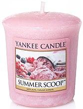 Духи, Парфюмерия, косметика Ароматическая свеча - Yankee Candle Summer Scoop