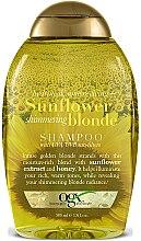 Духи, Парфюмерия, косметика Шампунь для волос - OGX Sunflower Shimmering Blonde Shampoo
