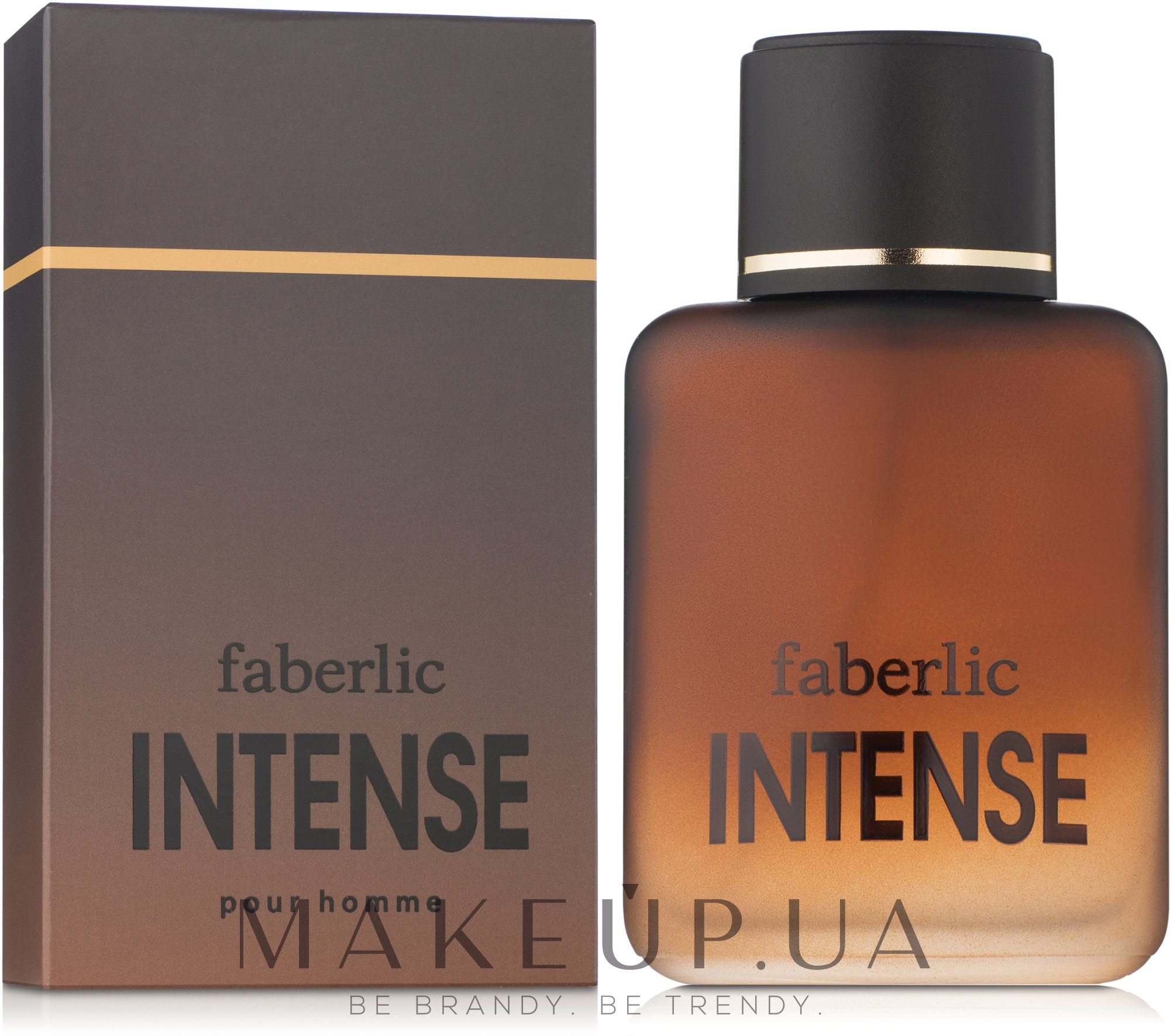 Faberlic Intense - Туалетная вода — фото 100ml