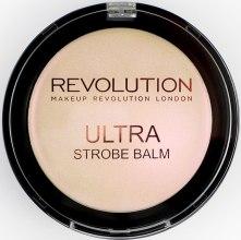 Духи, Парфюмерия, косметика Бальзам для стробинга - Makeup Revolution Ultra Strobe Balm