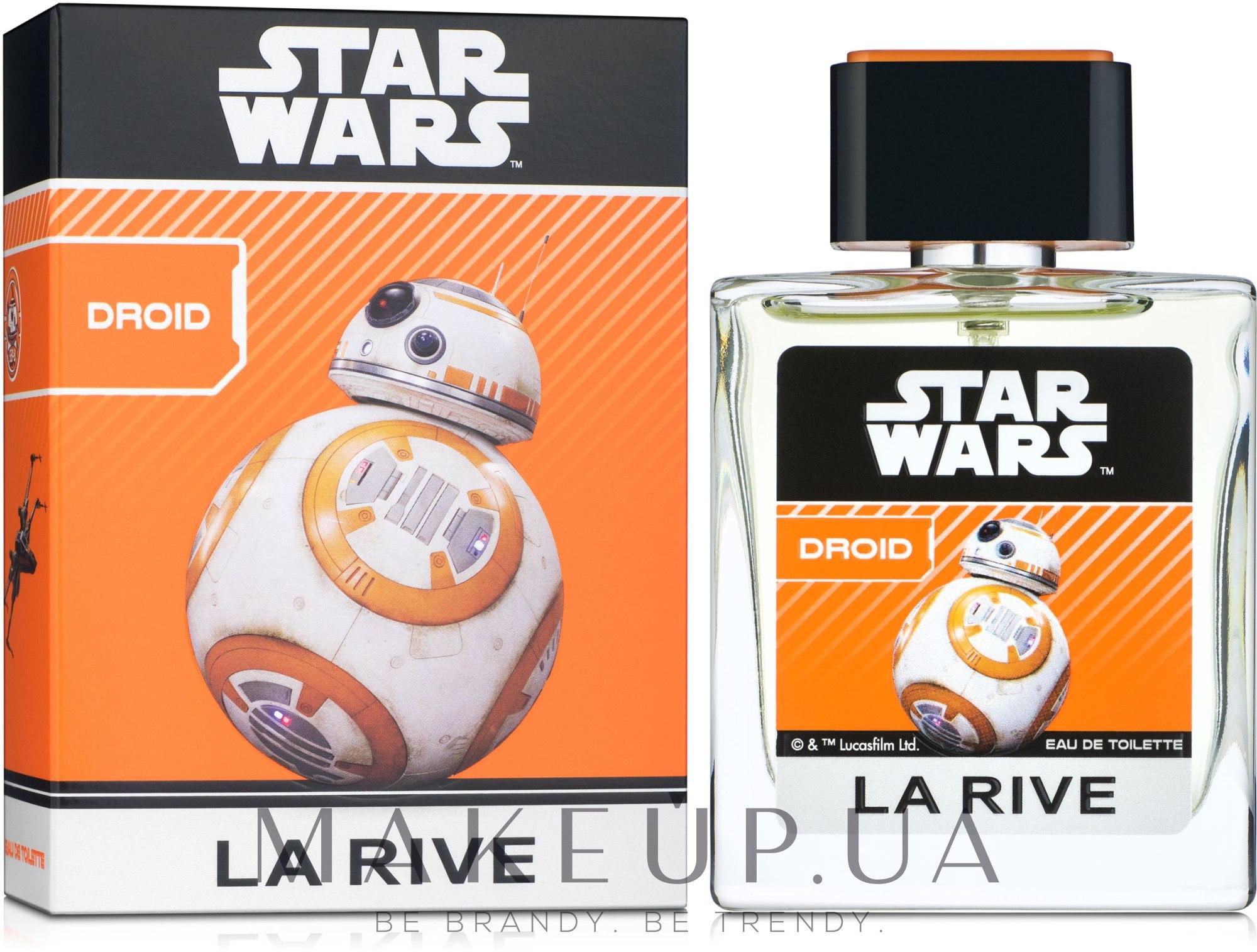 La Rive Star Wars Droid - Туалетная вода — фото 50ml