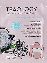 Духи, Парфюмерия, косметика Маска для зоны декольте с экстрактом белого чая - Teaology White Tea Miracle Breast Mask Firming & Smoothing