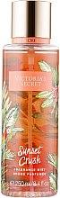 Духи, Парфюмерия, косметика Парфюмированный спрей для тела - Victoria's Secret Sunset Crush Fragrance Mist