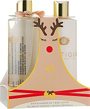 Набор - Grace Cole Boutique Body Care Duo Toasted Praline & Snowberries (b/lot/500ml + b/wash/500ml) — фото N1