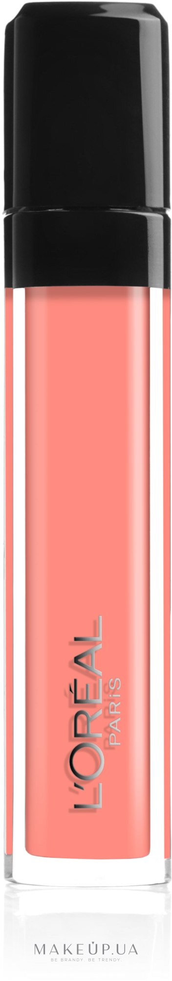 Блеск для губ - L'Oreal Paris Infallible Mega Gloss — фото 101 - Girl on Top Cream