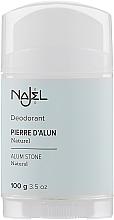 Духи, Парфюмерия, косметика Натуральный дезодорант-стик - Najel Alum Stone Deodorant in Block