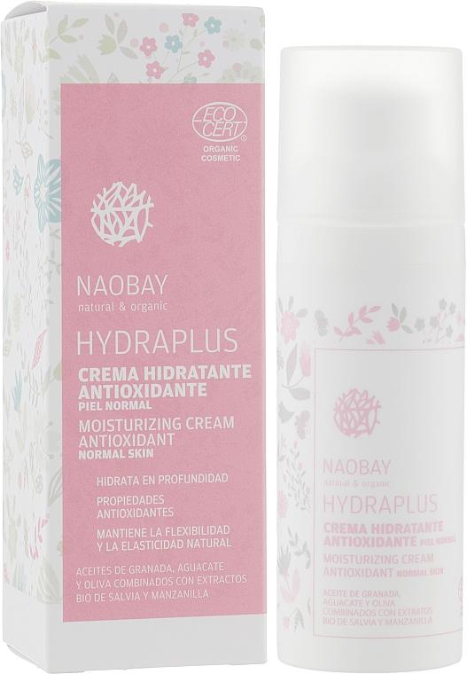 Крем для лица увлажняющий - Naobay Hydraplus Cream