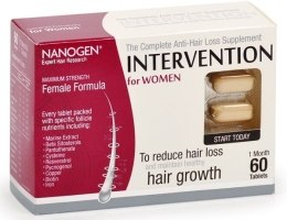 Духи, Парфюмерия, косметика Специальный комплекс для женщин - Nanogen Expert Hair Research Intervention For Women
