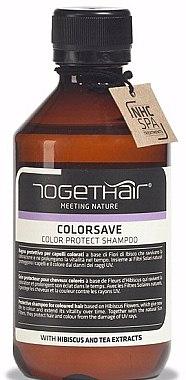 Шампунь для защиты цвета волос - Togethair Colorsave Color Protect Shampoo