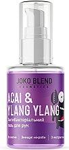 Духи, Парфюмерия, косметика Антисептик-гель для рук - Joko Blend Acai & Ylang Ylang Anti-Bacterial Hand Gel