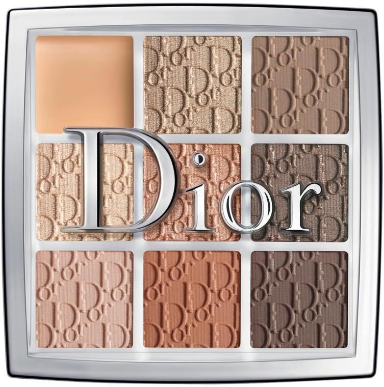 Палетка теней для век - Dior Backstage Eye Palette