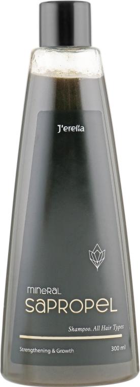Шампунь для укрепления и роста волос с сапропелем - J'erelia Mineral Sapropel Shampoo All Hair Types