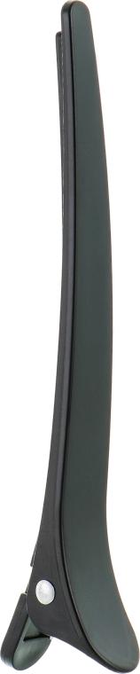Зажим для волос, PZ-01 - Silver Style