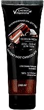 Духи, Парфюмерия, косметика Душ-пилинг для тела шоколад с лесным орехом - Energy Of Vitamins