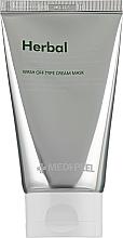 Парфумерія, косметика Заспокійливий пілінг-маска з ефектом детоксу - Medi Peel Herbal Peel Tox