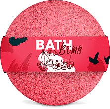 "Парфумерія, косметика Бомба для ванни ""Cherry"" - SHAKYLAB Bath Bomb"