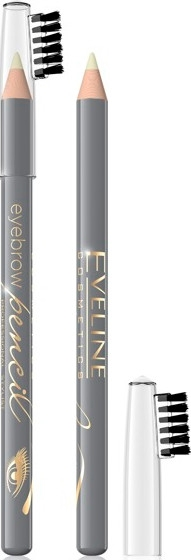Карандаш-воск для бровей - Eveline Cosmetics All In One Eyebrow Pencil Wosk