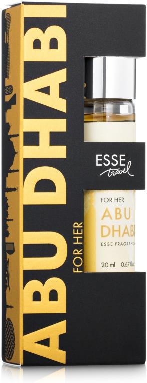 Esse Abu Dhabi - Парфюмированная вода