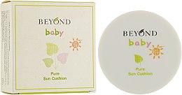 Духи, Парфюмерия, косметика Солнцезащитный кушон для детей - Beyond Baby Pure Sun Cushion SPF39