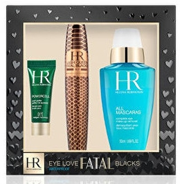 Набор - Helena Rubinstein Eye Love (mascara/7.2ml + lot/50 ml + eye/care/3ml) — фото N1