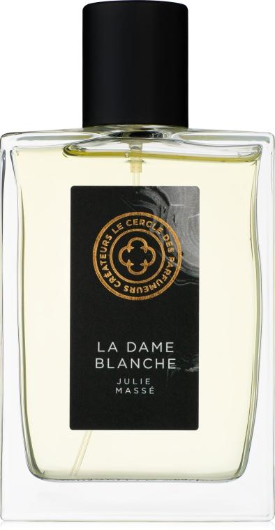 Le Cercle des Parfumeurs Createurs La Dame Blanche - Парфумована вода — фото N1