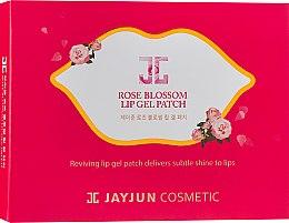 Духи, Парфюмерия, косметика Гелевый патч для губ - Jayjun Rose Blossom Lip Gel Patch