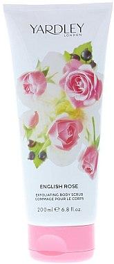 ПОДАРОК! Скраб для тела - Yardley English Rose Body Scrub — фото N1