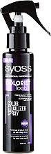 Духи, Парфюмерия, косметика Спрей для волос - Syoss Colorist Tools Color Equalizer Spray