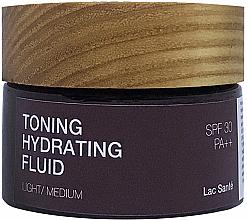 Духи, Парфюмерия, косметика УЦЕНКА Тонирующий увлажняющий флюид SPF 30 PA++ - Lac Sante Clear & Glow Toning Hydrating Fluid *
