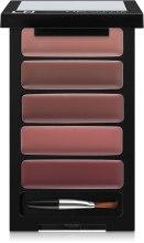 Духи, Парфюмерия, косметика Набор помад для губ - LN Professional Lip Palette Colour Rich