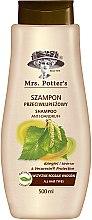 Духи, Парфюмерия, косметика Шампунь - Mrs. Potter's Anti-Dandruff Shampoo