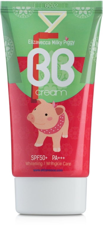 ВВ крем - Elizavecca Milky Piggy BB Cream