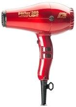 Духи, Парфюмерия, косметика Фен для волос - Parlux 385 Power Light Ionic & Ceramic Red