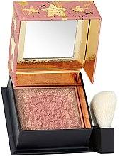 Духи, Парфюмерия, косметика Румяна для лица - Benefit Cosmetics Gold Rush Blush
