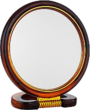Духи, Парфюмерия, косметика Зеркало среднее, 499779, коричневое - Inter-Vion