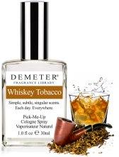 Духи, Парфюмерия, косметика Demeter Fragrance Whiskey Tobacco - Духи