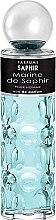 Духи, Парфюмерия, косметика Saphir Parfums Marine Pour Homme - Парфюмированная вода (тестер с крышечкой)