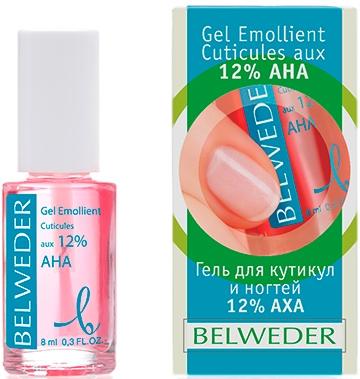 Гель для кутикул и ногтей 12% АХА - Belweder Cuticle Gel