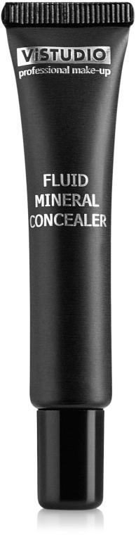 Консилер минеральный - ViSTUDIO Fluid Mineral Concealer