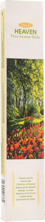 Ароматические палочки Райское Блаженство - Synaa Flora Incense Sticks Heaven